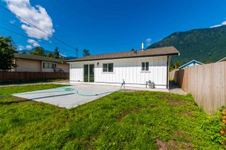 Photo 24: 274 CARIBOO Avenue in Hope: Hope Center House for sale : MLS®# R2486567
