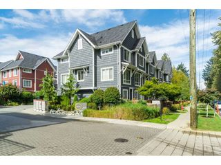 """Photo 2: 4 3039 156 Street in Surrey: Grandview Surrey Townhouse for sale in """"NICHE"""" (South Surrey White Rock)  : MLS®# R2502386"""