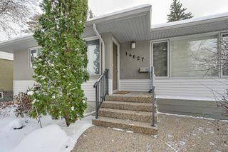 Photo 1: 14627 88 Avenue NW: Edmonton House for sale