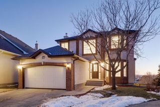 Main Photo: 117 Simcrest Heights SW in Calgary: Signal Hill Detached for sale : MLS®# A1053162