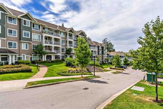 "Main Photo: 408 16388 64 Avenue in Surrey: Cloverdale BC Condo for sale in ""The Ridge at Bose Farms"" (Cloverdale)  : MLS®# R2526844"