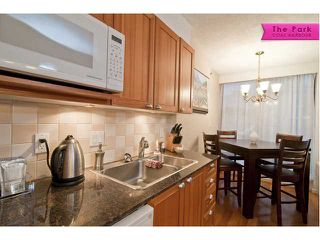 """Photo 4: 708 1723 ALBERNI Street in Vancouver: West End VW Condo for sale in """"THE PARK"""" (Vancouver West)  : MLS®# V938324"""