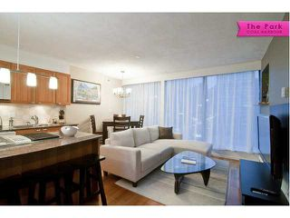 "Photo 2: 708 1723 ALBERNI Street in Vancouver: West End VW Condo for sale in ""THE PARK"" (Vancouver West)  : MLS®# V938324"
