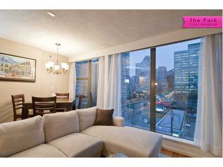 "Photo 5: 708 1723 ALBERNI Street in Vancouver: West End VW Condo for sale in ""THE PARK"" (Vancouver West)  : MLS®# V938324"