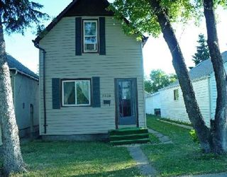 Photo 1: 1916 PACIFIC AVE. W.: Residential for sale (Canada)  : MLS®# 2815068