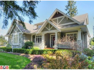 """Photo 1: 2650 204 Street in Langley: Brookswood Langley House for sale in """"South Langley/Fernridge"""" : MLS®# F1209267"""