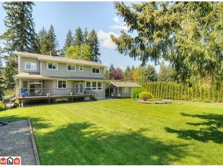 """Photo 8: 2650 204 Street in Langley: Brookswood Langley House for sale in """"South Langley/Fernridge"""" : MLS®# F1209267"""