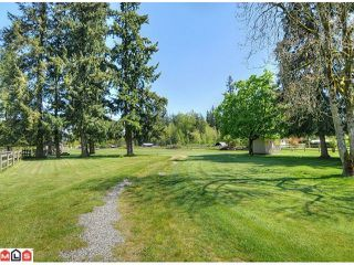 """Photo 10: 2650 204 Street in Langley: Brookswood Langley House for sale in """"South Langley/Fernridge"""" : MLS®# F1209267"""