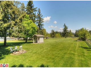 "Photo 9: 2650 204 Street in Langley: Brookswood Langley House for sale in ""South Langley/Fernridge"" : MLS®# F1209267"