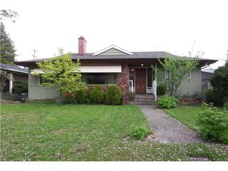 Main Photo: 6630 HEATHER Street in Vancouver: South Cambie House for sale (Vancouver West)  : MLS®# V949831