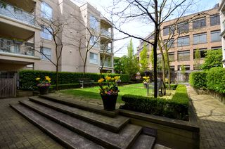 """Photo 10: 119 511 W 7TH Avenue in Vancouver: Fairview VW Condo for sale in """"BEVERLY GARDENS"""" (Vancouver West)  : MLS®# V956818"""