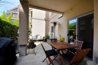 """Photo 9: 119 511 W 7TH Avenue in Vancouver: Fairview VW Condo for sale in """"BEVERLY GARDENS"""" (Vancouver West)  : MLS®# V956818"""
