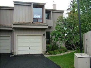 Main Photo: 48 60 BEACHAM Way NW in CALGARY: Beddington Townhouse for sale (Calgary)  : MLS®# C3532093