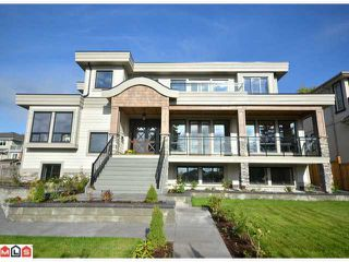 Main Photo: 13577 MARINE Drive in Surrey: Crescent Bch Ocean Pk. House for sale (South Surrey White Rock)  : MLS®# F1226343