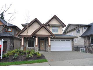 Main Photo: 3460 GISLASON Avenue in Coquitlam: Burke Mountain House for sale : MLS®# V987111
