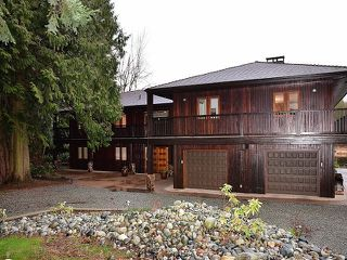 Photo 1: 676 MURCHIE Road in Langley: Campbell Valley House for sale : MLS®# F1304506