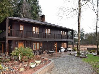 Photo 2: 676 MURCHIE Road in Langley: Campbell Valley House for sale : MLS®# F1304506