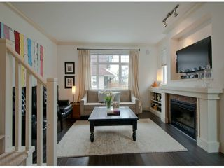 """Photo 5: 38 2979 156TH Street in Surrey: Grandview Surrey Townhouse for sale in """"ENCLAVE"""" (South Surrey White Rock)  : MLS®# F1309924"""