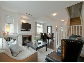 """Photo 4: 38 2979 156TH Street in Surrey: Grandview Surrey Townhouse for sale in """"ENCLAVE"""" (South Surrey White Rock)  : MLS®# F1309924"""