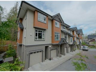 "Photo 1: 38 2979 156TH Street in Surrey: Grandview Surrey Townhouse for sale in ""ENCLAVE"" (South Surrey White Rock)  : MLS®# F1309924"