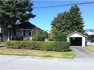 Photo 3: # LOT 30 FRASER AV in Port Coquitlam: Glenwood PQ Home for sale : MLS®# V1026704