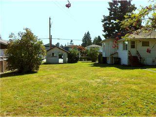 Photo 4: # LOT 30 FRASER AV in Port Coquitlam: Glenwood PQ Home for sale : MLS®# V1026704