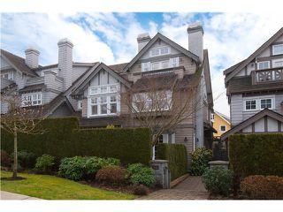 Main Photo: 2686 W 2ND AV in Vancouver: Kitsilano Condo for sale (Vancouver West)  : MLS®# V1043563