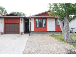 Main Photo: 1410 FLEET STREET in Regina: Glencairn Single Family Dwelling for sale (Regina Area 04)  : MLS®# 502652