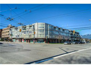 Photo 1: # 207 2891 E HASTINGS ST in Vancouver: Hastings East Condo for sale (Vancouver East)  : MLS®# V1105481