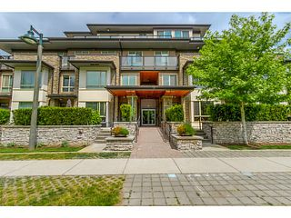 Photo 1: # 109 7428 BYRNEPARK WK in Burnaby: South Slope Condo for sale (Burnaby South)  : MLS®# V1123444