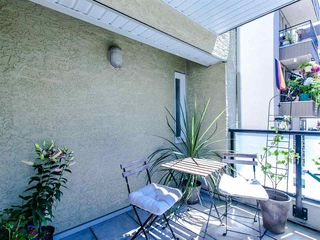 Photo 5: 104 1554 BURNABY STREET in Vancouver: West End VW Condo for sale (Vancouver West)  : MLS®# R2089481