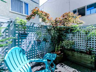 Photo 6: 104 1554 BURNABY STREET in Vancouver: West End VW Condo for sale (Vancouver West)  : MLS®# R2089481