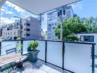 Photo 18: 104 1554 BURNABY STREET in Vancouver: West End VW Condo for sale (Vancouver West)  : MLS®# R2089481