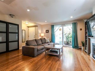 Photo 3: 104 1554 BURNABY STREET in Vancouver: West End VW Condo for sale (Vancouver West)  : MLS®# R2089481
