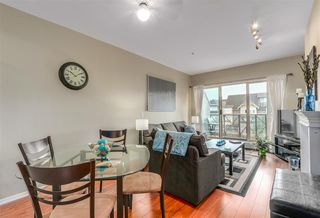 Photo 5: 303 2109 ROWLAND STREET in Port Coquitlam: Central Pt Coquitlam Condo for sale : MLS®# R2105727