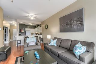 Photo 4: 303 2109 ROWLAND STREET in Port Coquitlam: Central Pt Coquitlam Condo for sale : MLS®# R2105727