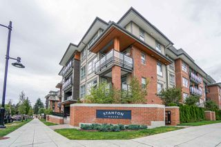 Main Photo: 408 607 COTTONWOOD AVENUE in Coquitlam: Coquitlam West Condo for sale : MLS®# R2293728