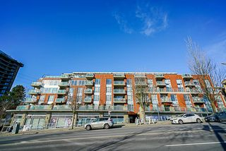 Photo 1: 408 3811 HASTINGS STREET in Burnaby: Vancouver Heights Condo for sale (Burnaby North)  : MLS®# R2361628