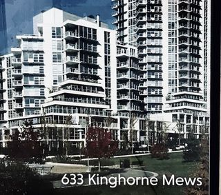 "Main Photo: 1002 633 KINGHORNE Mews in Vancouver: Yaletown Condo for sale in ""Icon"" (Vancouver West)  : MLS®# R2405672"