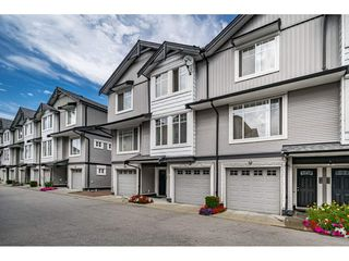 Main Photo: 39 7156 144 Street in Surrey: East Newton Townhouse for sale : MLS®# R2478911