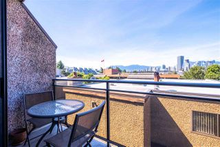 "Photo 22: 8 1266 W 6TH Avenue in Vancouver: Fairview VW Townhouse for sale in ""Camden Court"" (Vancouver West)  : MLS®# R2487399"