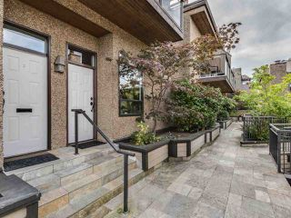 "Photo 8: 8 1266 W 6TH Avenue in Vancouver: Fairview VW Townhouse for sale in ""Camden Court"" (Vancouver West)  : MLS®# R2487399"