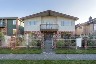 Main Photo: 3856 PANDORA Street in Burnaby: Vancouver Heights House for sale (Burnaby North)  : MLS®# R2505315