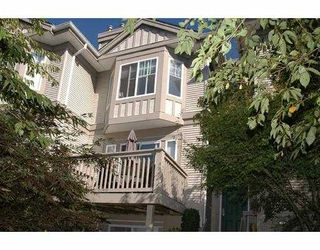 Photo 1: 99 3880 WESTMINSTER HY in Richmond: Terra Nova Townhouse for sale : MLS®# V558652