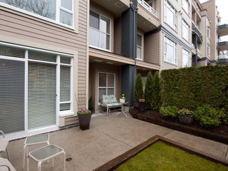 "Photo 7: 105 3600 WINDCREST Drive in North Vancouver: Roche Point Townhouse for sale in ""WINDSONG"" : MLS®# V932458"