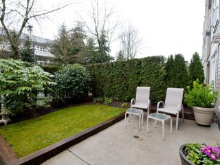 "Photo 8: 105 3600 WINDCREST Drive in North Vancouver: Roche Point Townhouse for sale in ""WINDSONG"" : MLS®# V932458"