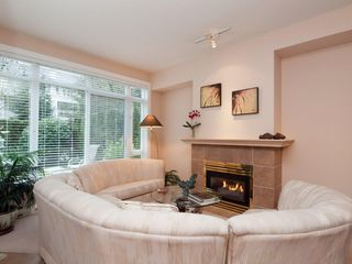 "Photo 10: 105 3600 WINDCREST Drive in North Vancouver: Roche Point Townhouse for sale in ""WINDSONG"" : MLS®# V932458"