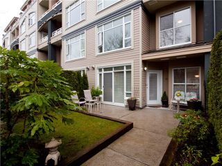 "Photo 6: 105 3600 WINDCREST Drive in North Vancouver: Roche Point Townhouse for sale in ""WINDSONG"" : MLS®# V932458"