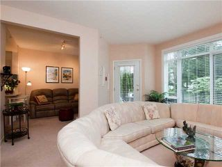 "Photo 9: 105 3600 WINDCREST Drive in North Vancouver: Roche Point Townhouse for sale in ""WINDSONG"" : MLS®# V932458"