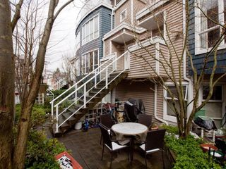 "Photo 26: 26 788 W 15TH Avenue in Vancouver: Fairview VW Townhouse for sale in ""SIXTEEN WILLOWS"" (Vancouver West)  : MLS®# V938784"